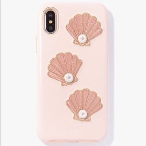 Sonix Shelly leather iphoneX case